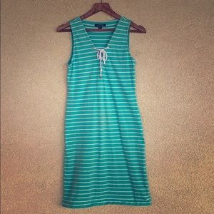 Striped Ralph Lauren Dress, Small